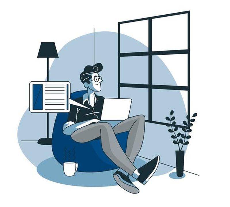 Czy warto komentować artykuły na własnym blogu?